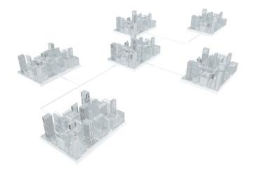 Future communication between cities