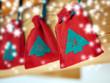 Advent Calendar with snow - 74781039