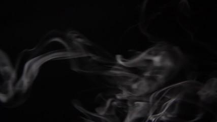 Strömender Rauch