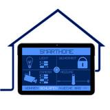 Tablet mit Interface und Smarthome