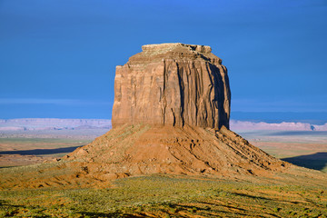 monolithe à monument valley