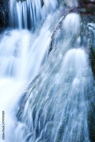 canvas print picture Wasserfall