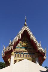 buddhistischer Tempel in Südostasien