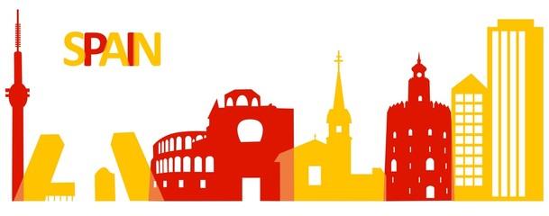 Spain architecture