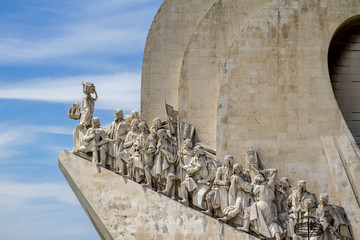historical Monument to the Discoveries