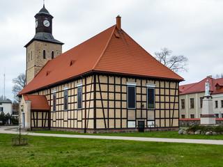 Church of Saint John in Pisz Town