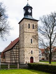 Church in Pisz Town, Poland
