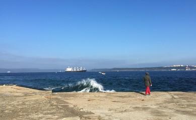 Deniz ve Dalga