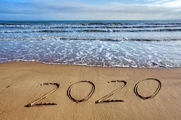 2020 - New year