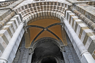 Le Puy-en-Velay, Alta Loira - Alvernia, la Cattedrale