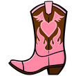 Cowgirl Boot - 74802086