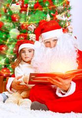 Magic Christmas story