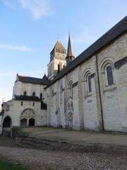Maine et Loire - Abbaye de fontevraud - Abbatiale