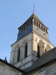 Maine-et-Loire - Abbaye de Fontevraud - Clocher de l'Abbatiale