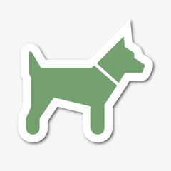 Logo chien.