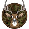 Deer Hunting Insignia - 74806871