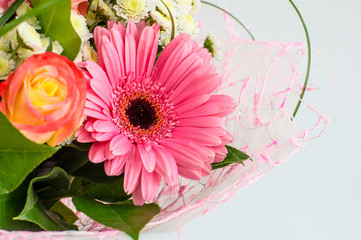 bouquet of gerbera