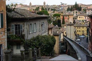 Perugia - Zona acquedotto