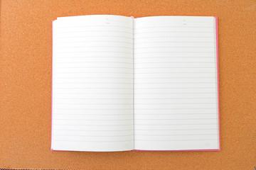 きれいなノート