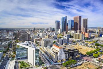 Los Angeles, California, USA Downtown