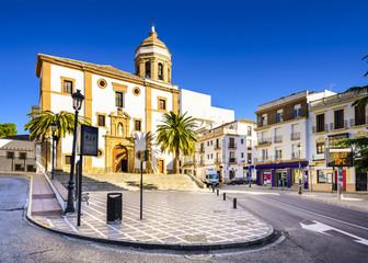 Ronda, Spain At Carmelite Convent