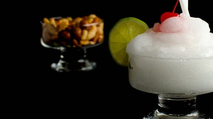 Cuban Cuisine: Famous Daiquiri Frappe