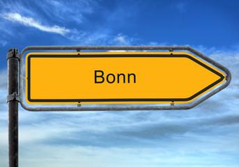 Strassenschild 26 - Bonn