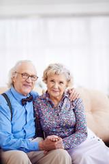 Elegant pensioners