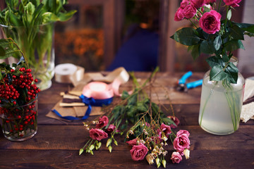 Flowers for decorations