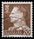 King Frederick IX poster
