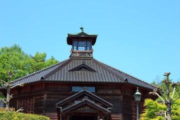 旧金沢刑務所監房塔