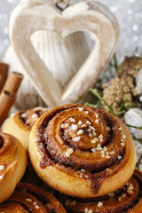 Kanelbulle - swedish cinnamon rolls