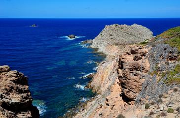 Panorami dell'Isola di San Pietro