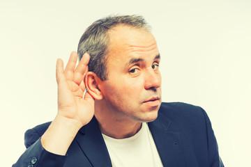 ear eavesdrop