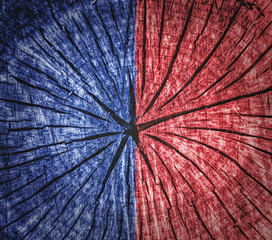 flag of Paris