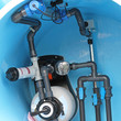 Swimming pool plumbing - 74822840