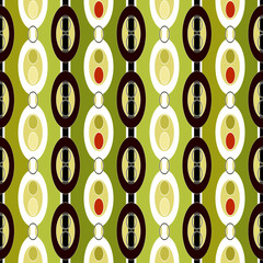 Seamless bright abstract pattern texture geometric background