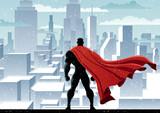 Fototapety Superhero Watch