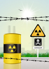 radiation hazard risk