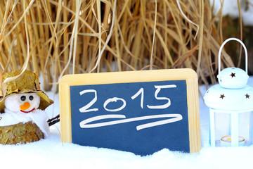 2015, Frohes Neujahr