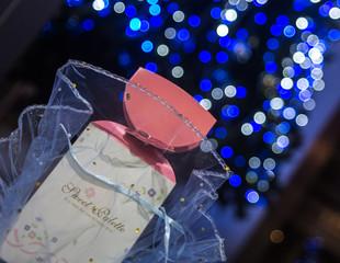 Christmas and new year lights
