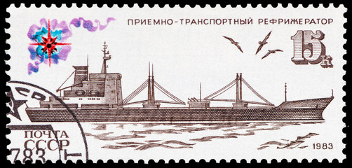 Ships of the Soviet Fishing Fleet