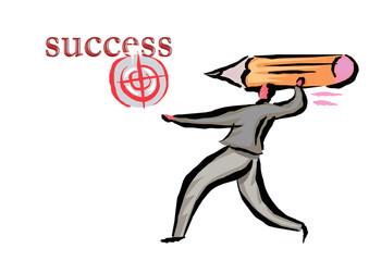 Puntare al successo