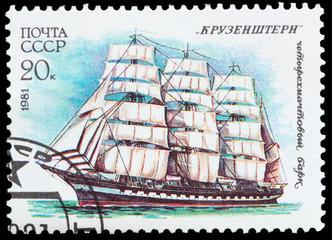 Russian sailing ships