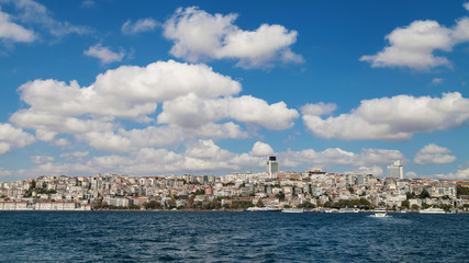 Besiktas panorama