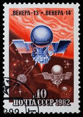 satellite Venus