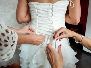 preparation to wedding