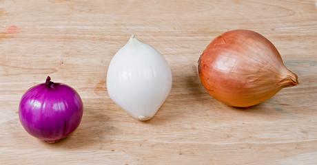 Bulbs of onion