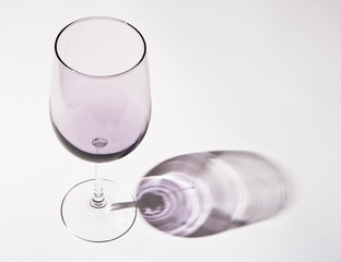 Claret  wineglass