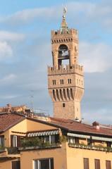 Campanile Palazzo della Signoria Firenze